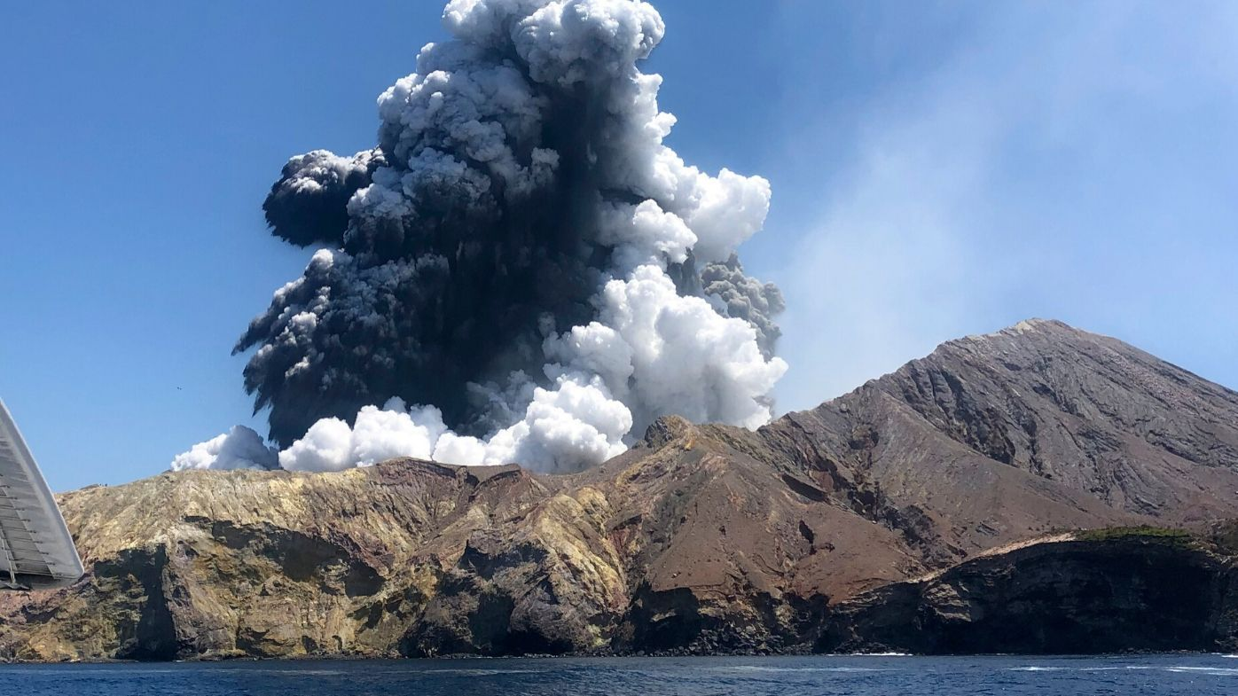 Six bodies recovered from volcano island