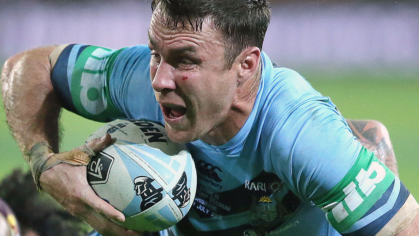 James Maloney gets scans as Panthers rest Origin stars for Cronulla clash