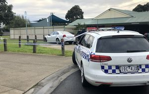 Melbourne man charged for allegedly driving at police in curfew breach