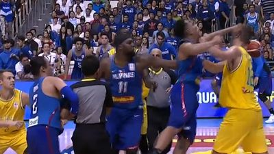 Basketball: FIBA hand down findings on infamous 'Basketbrawl'