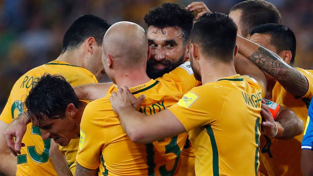 Fans flood social media as Socceroos beat Honduras for place in World Cup 2018 finals