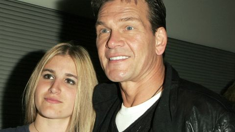 Patrick Swayze's niece marries neo-Nazi who plotted to kill Barack Obama
