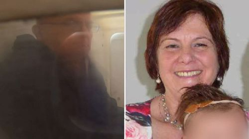 Grandmother Elia Culoccio was stabbed to death. Her husband handed himself into police and was charged with murder.