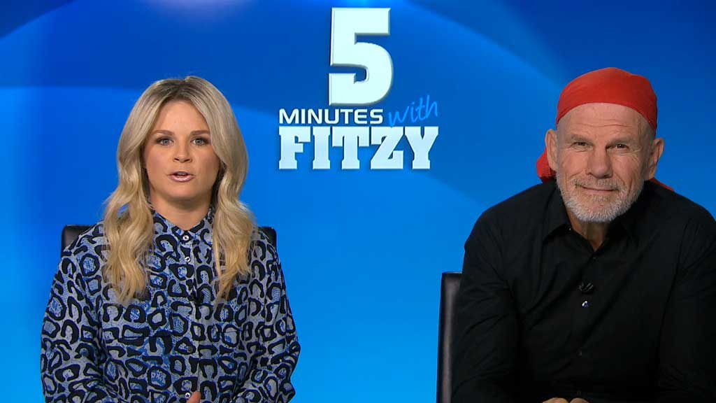 Five with Fitzy