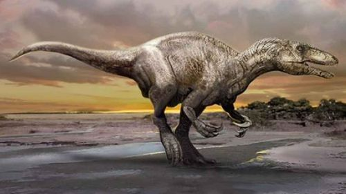 Giant raptor with sickle-like toe claws found in Argentina