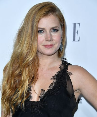 Amy Adams in Lanvin at the ELLE Women in Hollywood awards