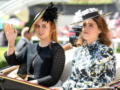 Why we see more of Princess Eugenie at royal events than Beatrice
