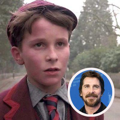 9. Christian Bale