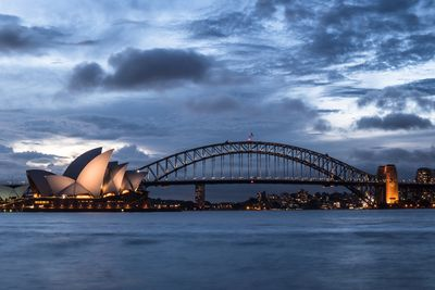 <strong>3.Sydney Harbour Bridge – Sydney </strong>