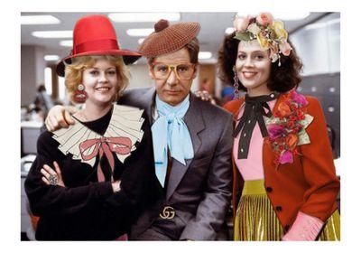 The <em>Working Girl </em>cast in Gucci.&nbsp;