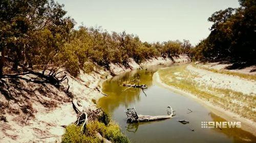 NSW Politics Menindee Lakes Murray Darling Basin