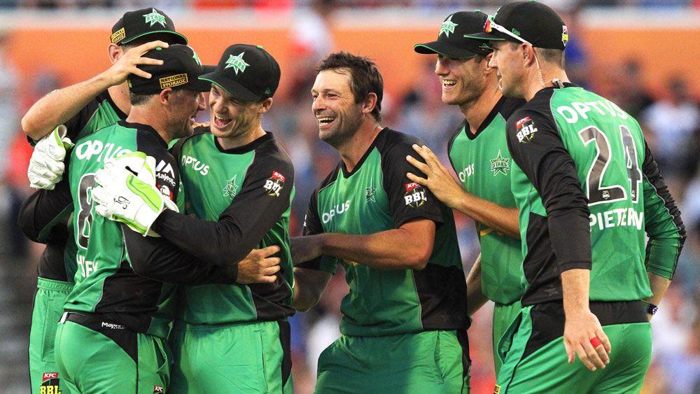 Pietersen makes 44 as Stars beat Scorchers