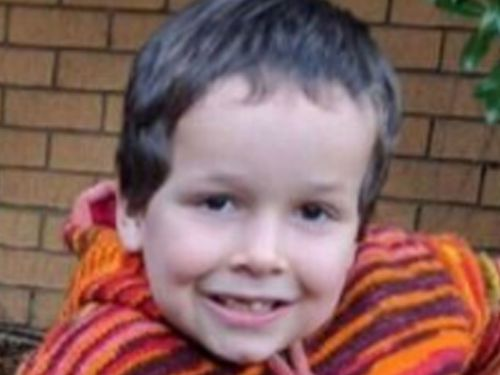 Missing Phoenix Mapham was found by police in the Carwoola area, over the border in NSW.