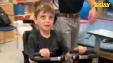 Six-year-old with cerebral palsy permitted to fly home