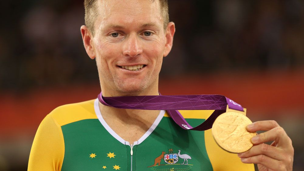 Michael Gallagher won Paralympic gold in 2012. (Getty Images)