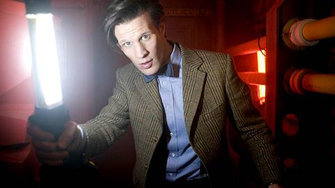 Matt Smith denies he's quitting Doctor Who