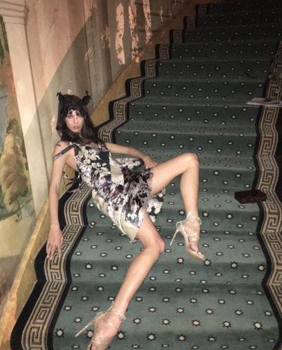 Ruby Aldridge, model and sister to Victoria's Secret 'angel' Lily Aldridge