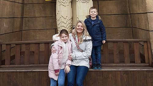 Justine Collison and her daughter died in the fire while her son died the next day in hospital.