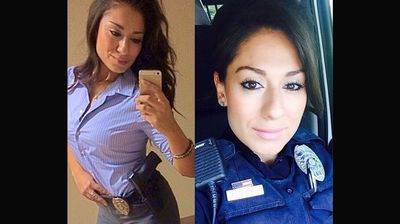 "<p>A number of New York's female police officers are facing disciplinary action for sharing a sexy selfies on Instagram while wearing their uniforms. </p><p> The NYPD is investigating several officers featured in the Instagram account ""blueline_beauties"" who shared shots while wearing their uniforms — a violation of the city police department's rules. (All photos from Instagram) </p><p> </p>"