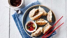 Lao Lao Liu's Chinese 'jiao zi' dumplings