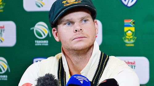 Steve Smith could be suspended - or sacked. (AAP)