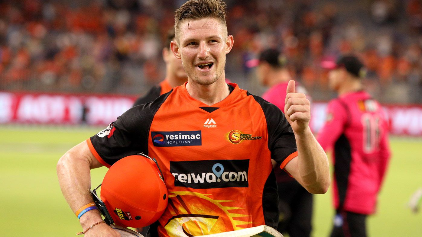 Cameron Bancroft stars as Perth Scorchers stay alive after beating Sydney Sixers
