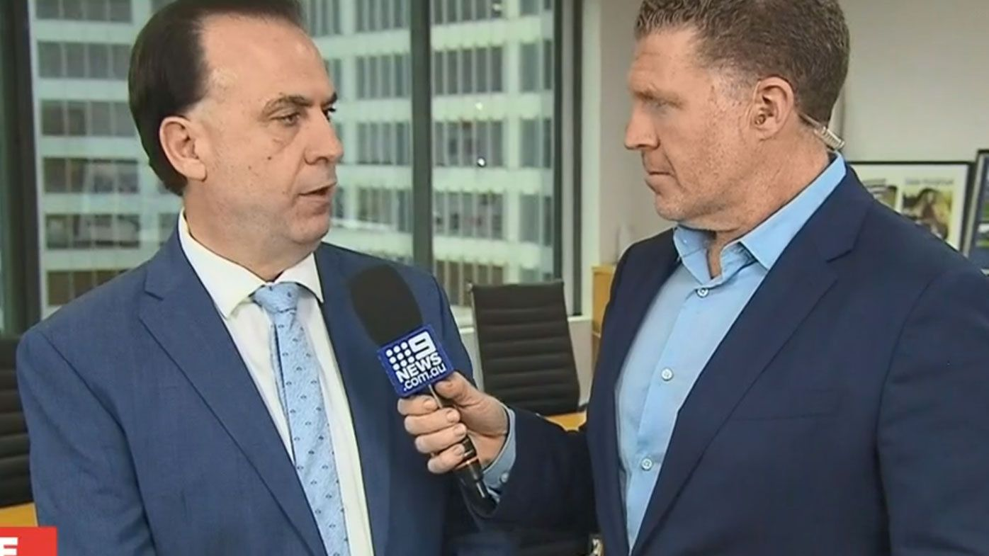 'We can suspend the season for 2-4 weeks': Peter V'Landys confirms NRL can pause for a month if a player contracts coronavirus