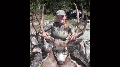 """Francis is no stranger to trophy hunting, having killed brown bears, moose, zebras and antelopes and posted pictures of their carcasses on her official website. <p></p><p>  She writes on her website she hunts every year, """"even through pregnancy, and nursing babies."""" </p><p> She won the inaugural season of reality television series Extreme Huntress in 2010, and has co-hosted cable series Eye of the Hunter. </p><p></p>"""