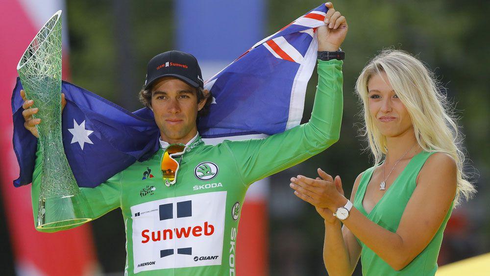 Michael Matthews reveals key green jersey moment at Tour de France