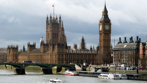 The Houses of Parliament are at 'critical risk of failure'. Picture: AAP