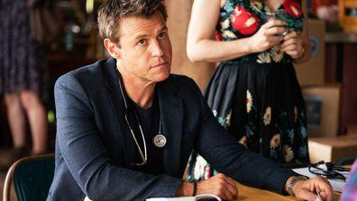 Rodger Corser Doctor Doctor Season 5 2021