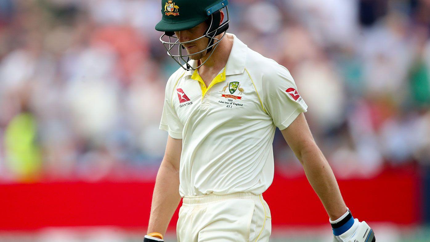 Cricket: Cameron Bancroft digging deep after Test axing