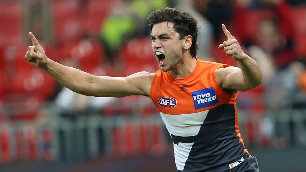GWS in stunning AFL win, Tigers surrender