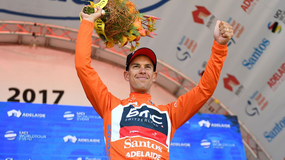 Porte hoping to settle Tour Down Under on Willunga Hill