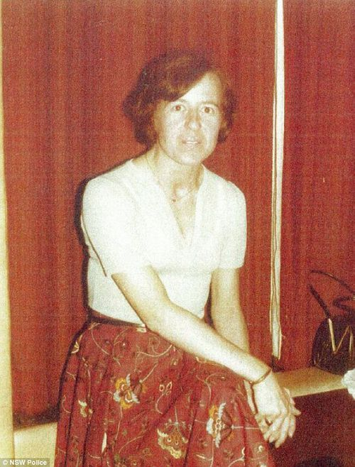 Betty Dixon was stabbed to death near Maitland. (Supplied)