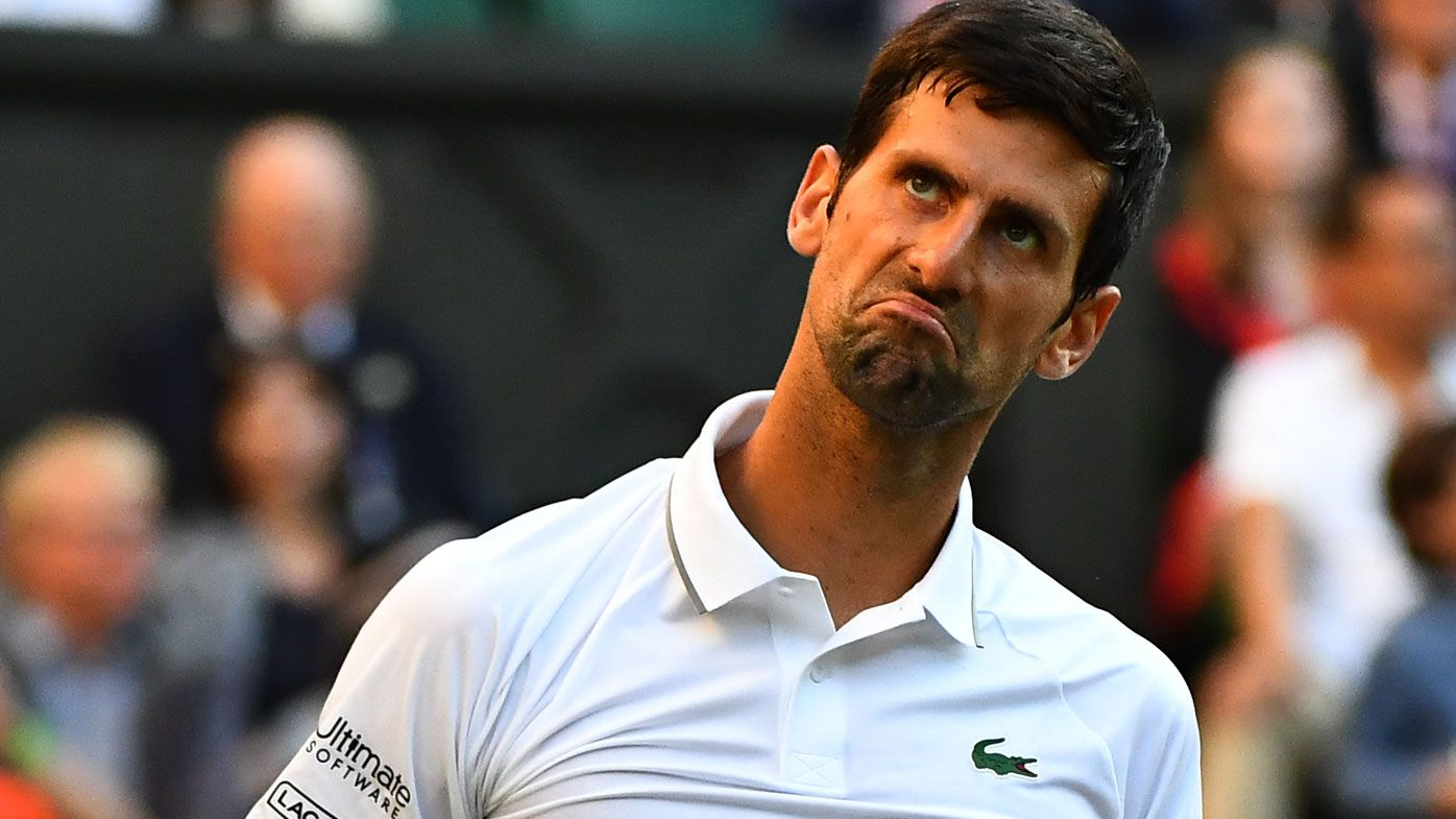 'There is no reason for you to attack me': Djokovic in press conference blow up