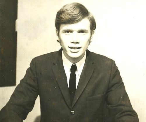 Russell Goodrick had a long and successful career in broadcasting and television.