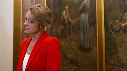 Kristina Keneally is destined to be Labor's Senate Deputy Leader.