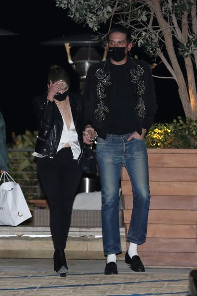 G-Eazy and Ashley Benson were seen together on February 1.