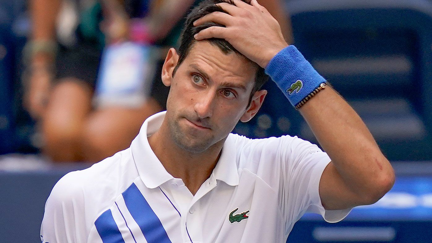 Novak Djokovic crushed by 'lucky loser' Lorenzo Sonego in Vienna quarters