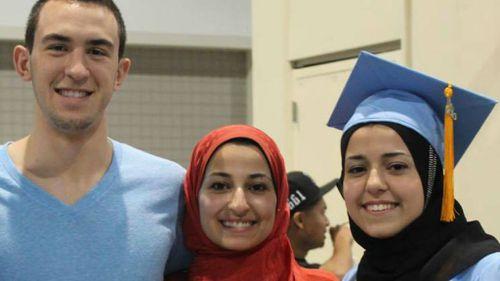Triple murder of US Muslim students 'was over parking dispute'