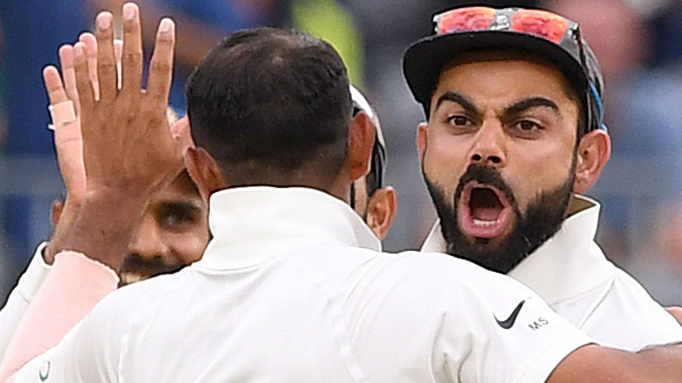 Bollywood star says Kohli 'world's worst behaved player'