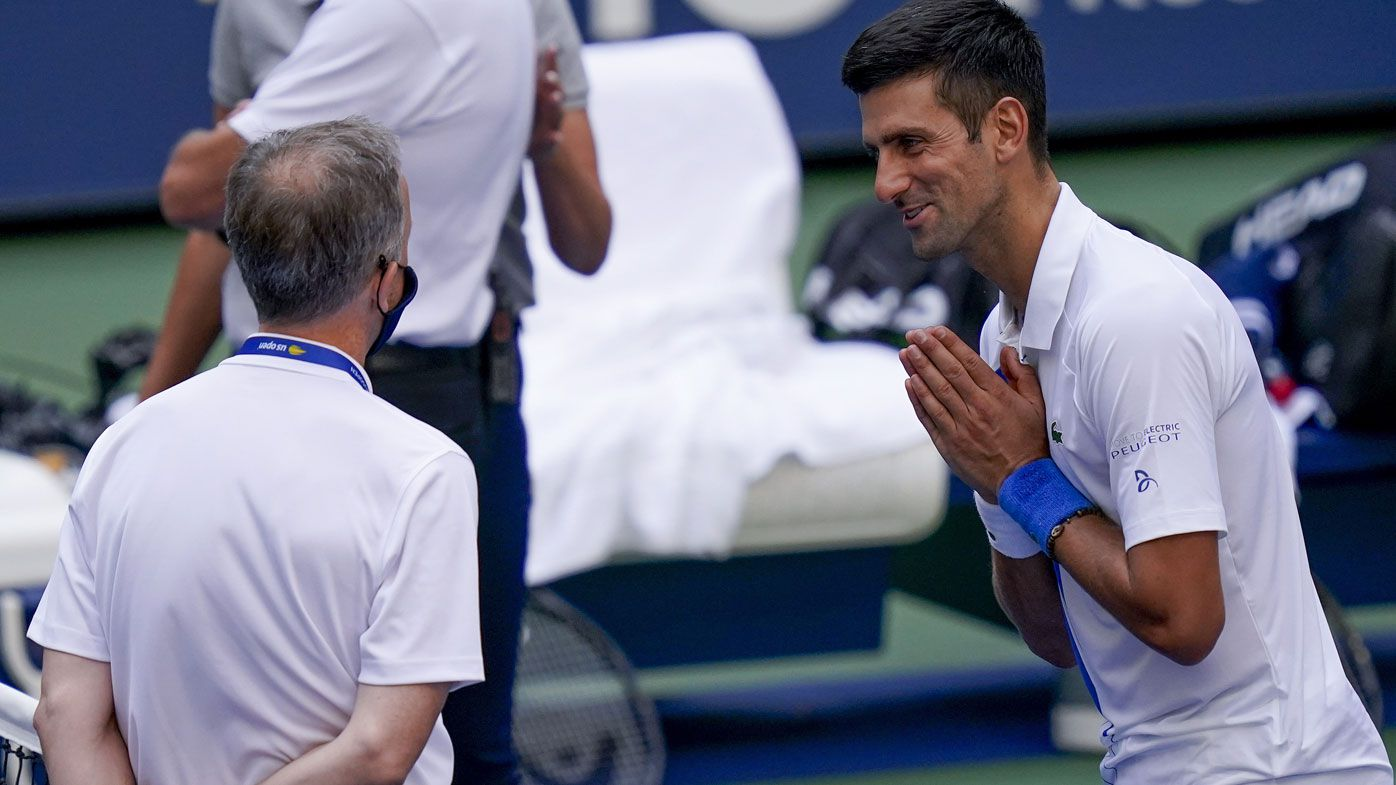 EXCLUSIVE: Huge mistake in aftermath to Novak Djokovic's US Open default disgrace
