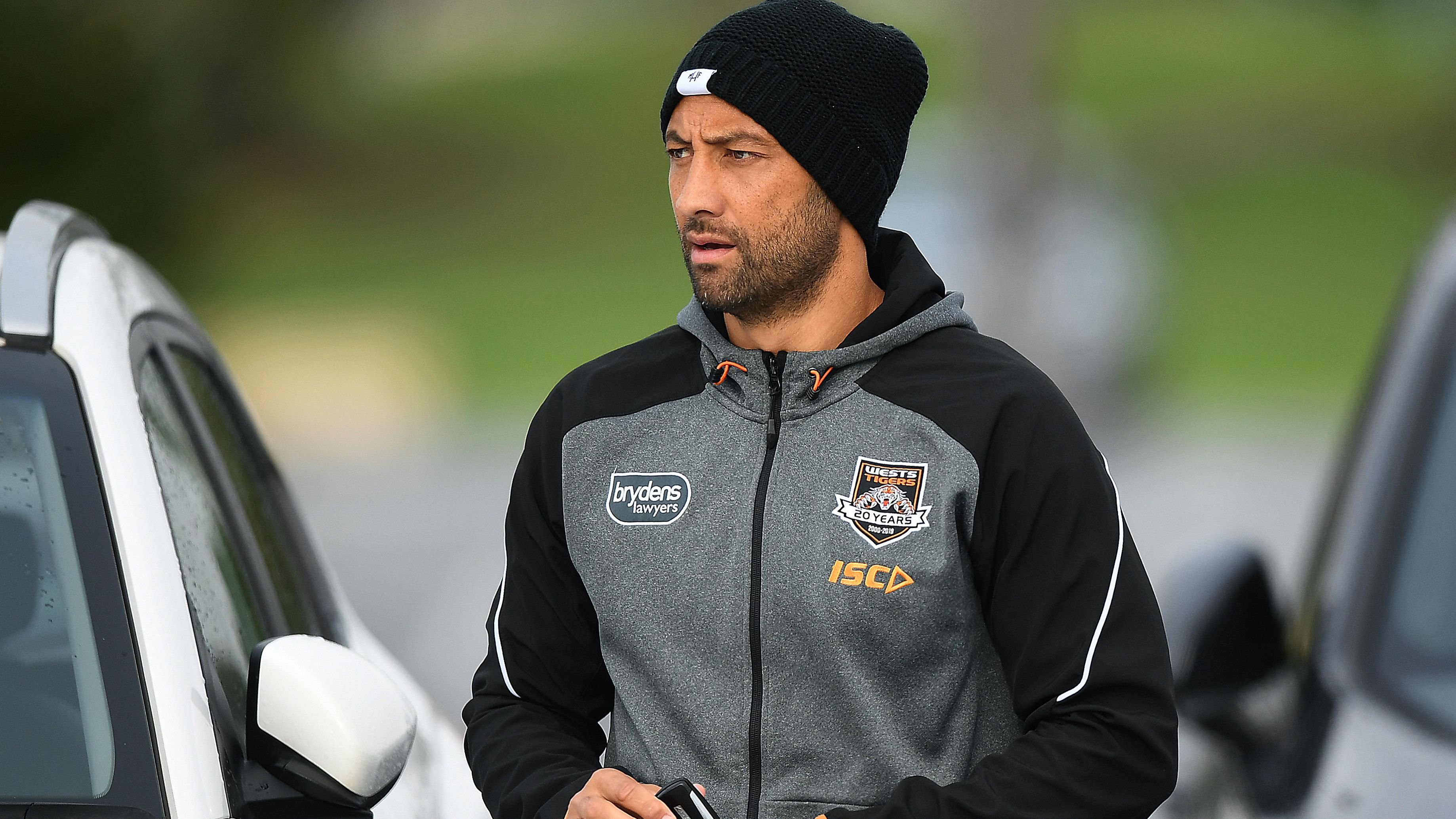 Phil Gould reveals the back story behind Benji Marshall's forbidden reporter kiss