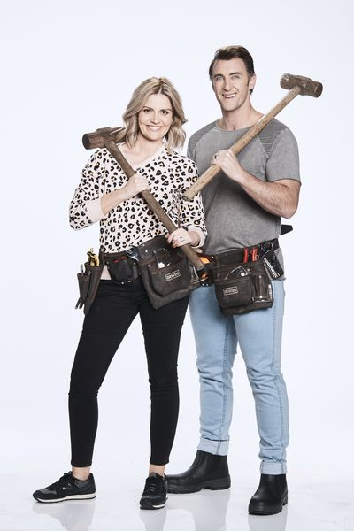 <strong>Queensland: Hannah and Clint &nbsp;</strong>