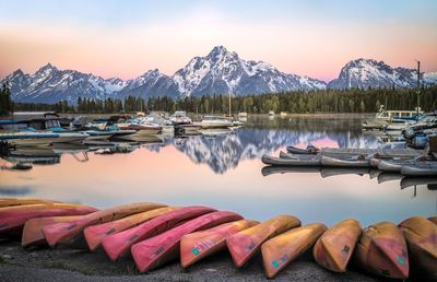 3. Grand Teton National Park, Wyoming