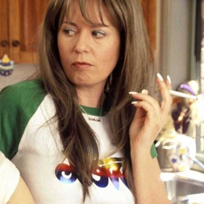 Gina Riley as Kim — Kath & Kim