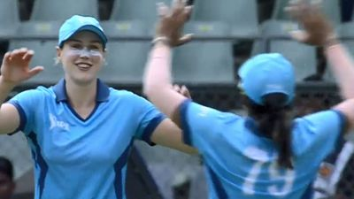 Australia's Ellyse Perry stars in Indian T20 exhibition match