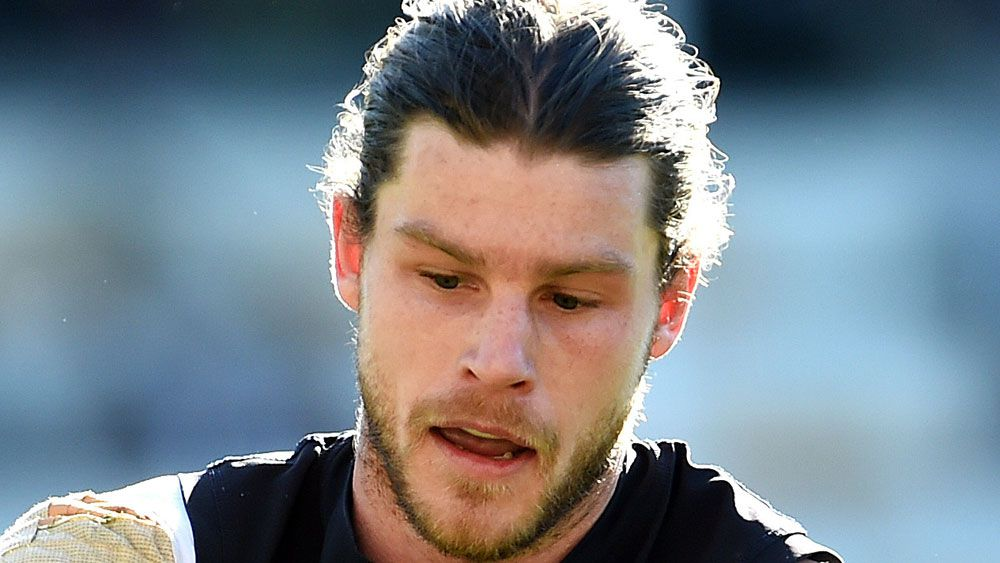 Crows upset as Gibbs AFL trade collapses