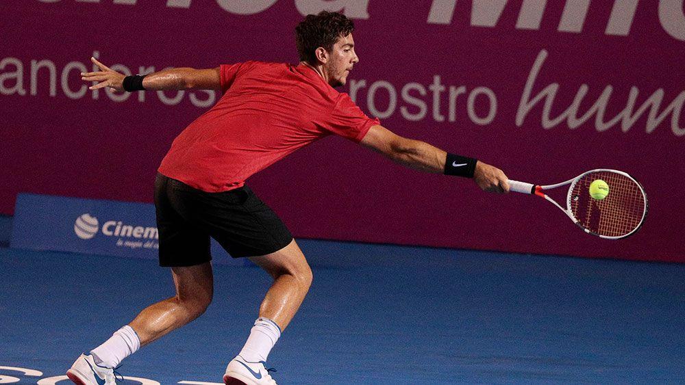 Thanasi Kokkinakis beaten by Sam Querrey in maiden ATP Tour final